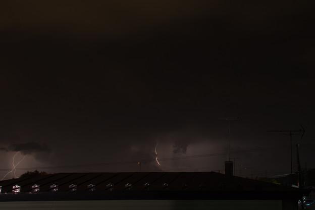 2017年9月19日の雷3