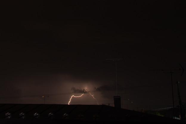 2017年9月19日の雷4
