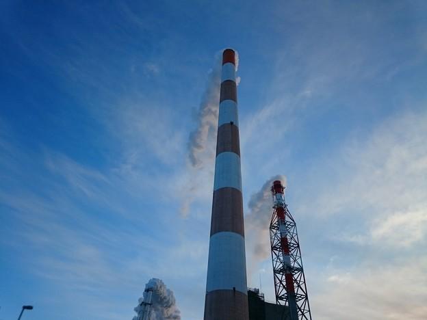 12月7日(木)の煙突