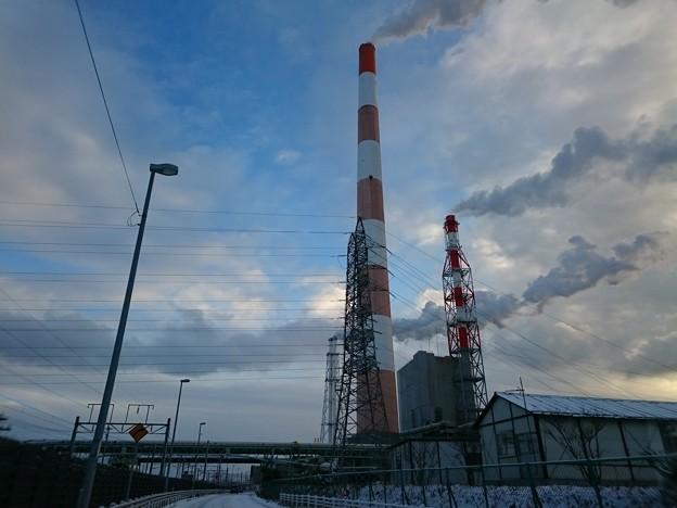 1月12日(金)の煙突