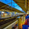 写真: 新幹線八重洲口ホーム
