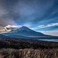 三国峠の眺望