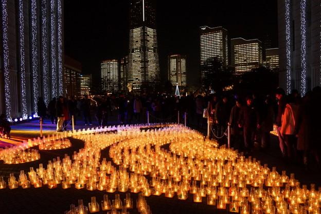 横浜ライトアップ2014