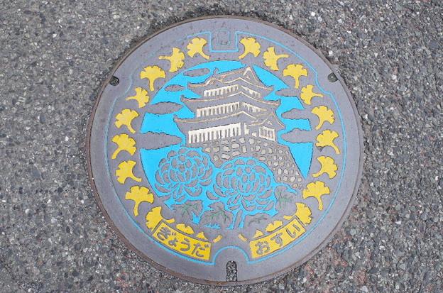 埼玉県・行田市(マンホールカード図案)
