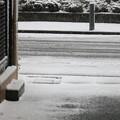 Photos: 道路も白くなってきた