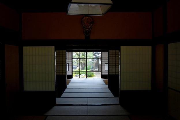 出雲文化伝承館:落ち着いた和室【蔵出し】