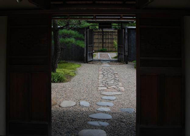 出雲文化伝承館:門から内部へ【蔵出し】