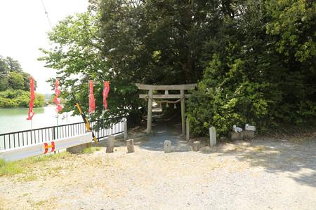 池辺神社八幡社(上屋敷八幡宮) (1)