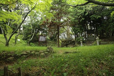 勝間田城 (3)