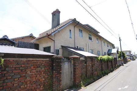 池田町洋風住宅街(ヴォーリズ建築群) (2)