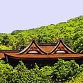国宝 吉備津神社