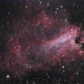 Photos: 白鳥星雲 M17