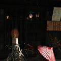 奈良井宿 灯2