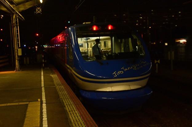 スーパーはくと12号新大阪発車!