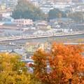 新鹿沼付近を行く東武6050系区間快速浅草行き