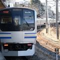 Photos: 217系快速逗子行き3182F成田1番発車