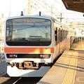 Photos: 武蔵野線209系M73編成1527E東川口発車
