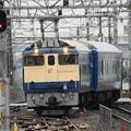 EF65 1106牽引9501レ黒磯訓練雀宮2番入線!