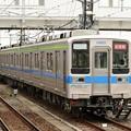 東武10000系アーバンパークライン編成試運転