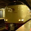 285系サンライズ瀬戸・出雲号東京9番発車待ち