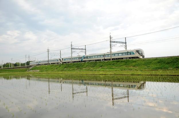 東武500系特急リバティけごん40号・リバティ会津140号浅草行き