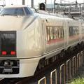 Photos: 651系回送列車