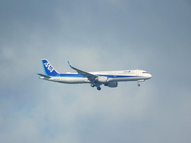 Airbus A321-211 全日空JA113A