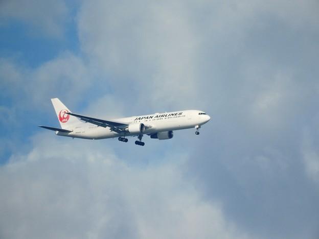Boeing767-346ER 日本航空JA602J