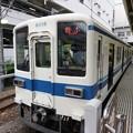 東武宇都宮線8000系栃木行き