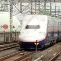Photos: 東北新幹線開業35周年記念号 がんばろう日本
