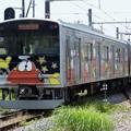Photos: 仙石線205系マンガッタンライナー号後追い