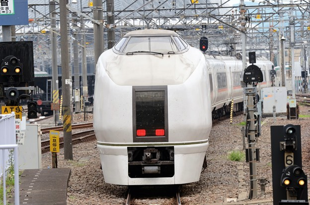 特急草津32号高崎発車