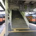 Photos: 高崎駅115系並び