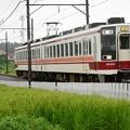 写真: 野岩鉄道6050系100番台会津田島行き
