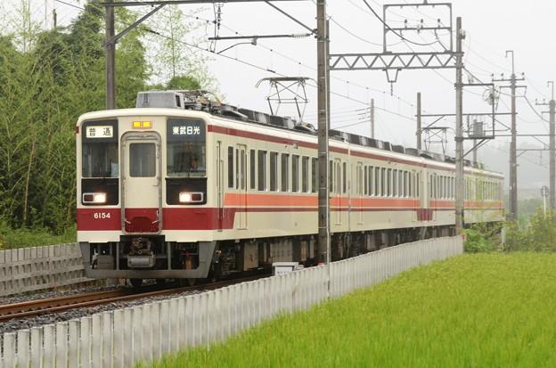 東武6050系東武日光行き