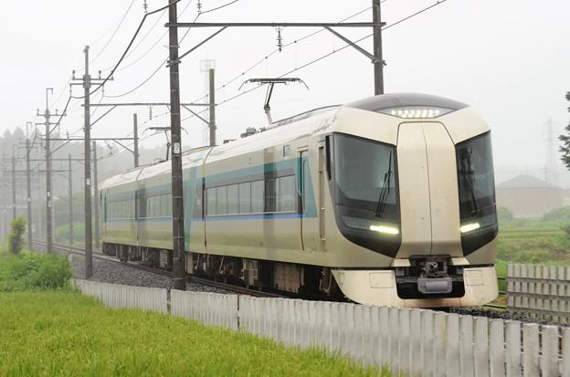 東武500系特急リバティ会津129号