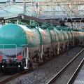 写真: 桃太郎164号機牽引石油専用8571レ