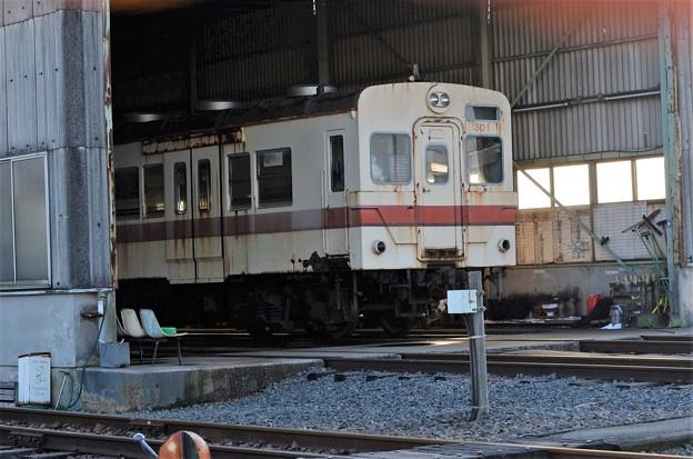 関東鉄道キハ301