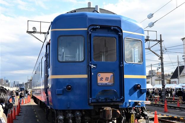 オハネフ25 14 北陸幕
