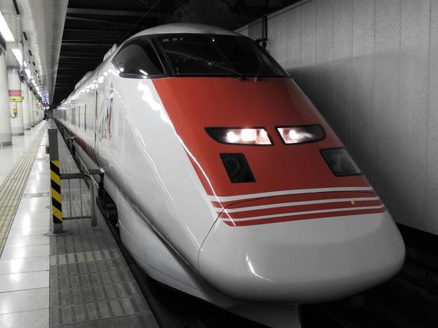 E926形East i 上野19番にて