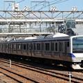 Photos: 宇都宮留置線にE531系