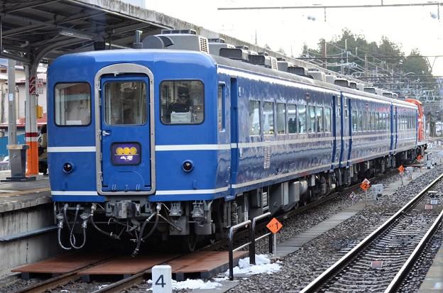 Photos: SL大樹14系客車TM付