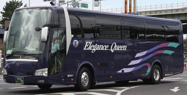 豊鉄観光バス スーパーハイデッカー「エレガンス・クィーン」