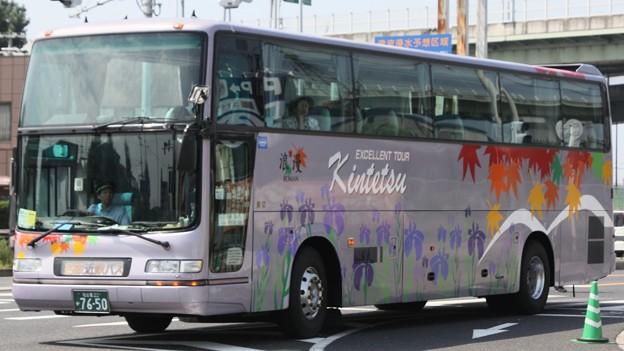 名阪近鉄バス スーパーハイデッカー「浪漫」