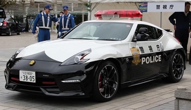 警視庁 高速隊 高速パトロールカー