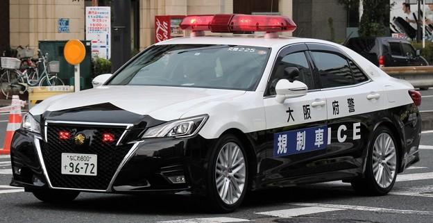 大阪府警 交通機動隊 パトロールカー