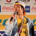 写真: 大阪マラソン2017 石田 明(NON STYLE)
