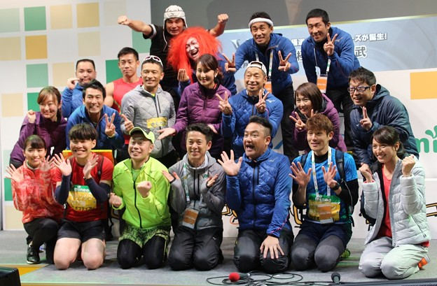 大阪マラソン2017 7時間30分完全生中継