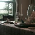 Photos: 午後のテーブル