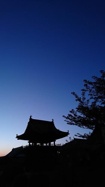 写真: 鐘突堂